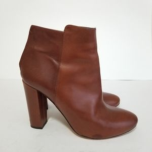 J.crew collection size 9 leather boots